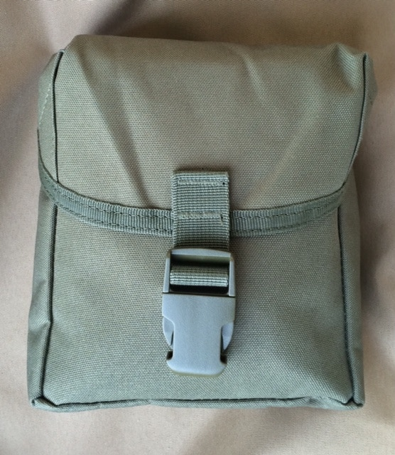 Front of SURVIVAL! Pouch