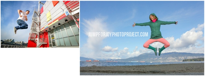 Jump for Joy Photo Project