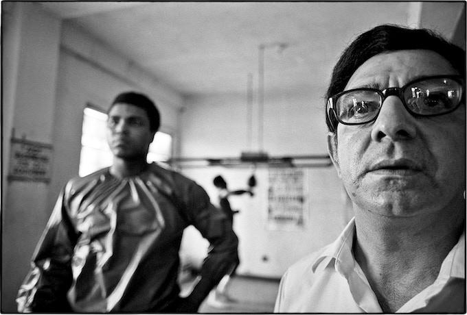 Angelo Dundee, Muhammad Ali's trainer