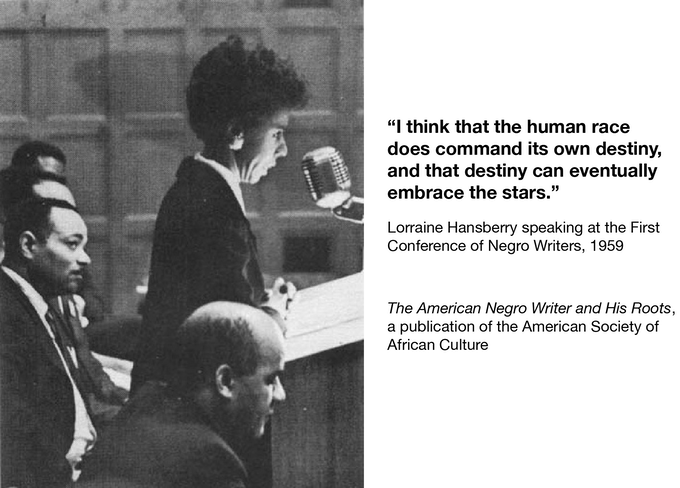 Image result for lorraine hansberry