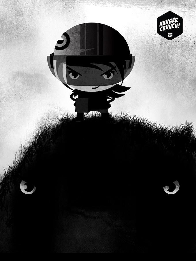 'Boy on Beast' by Bryan Martin