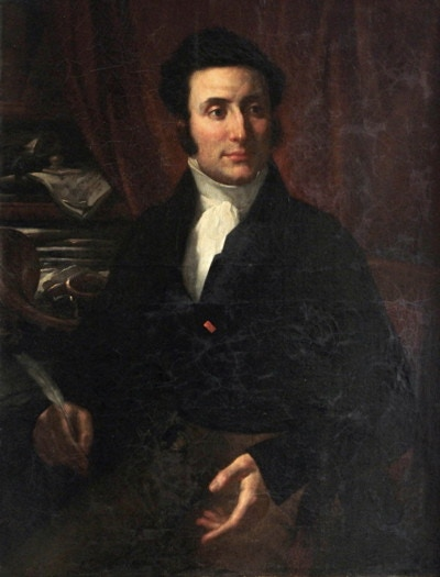 Jacques-François Gallay by Nicolas Maurin
