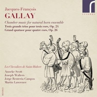 Jacques-François Gallay: Chamber music for natural horn ensemble (RES10123)