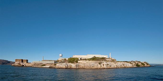 Alcatraz Island; photo: Ben Fash