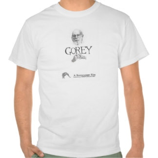 Edward Goey documentary crew t-shirt