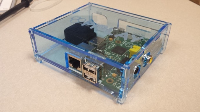 PiPlay Prototype Case