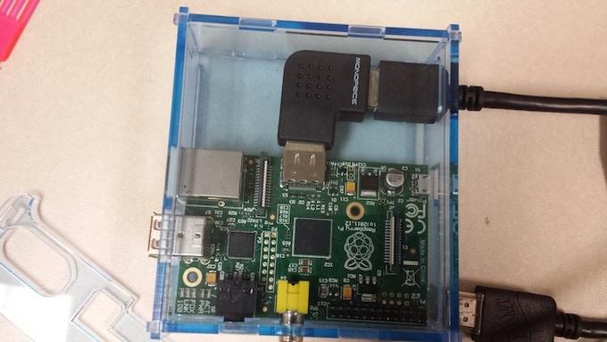 PiPlay Prototype Case