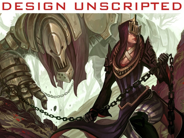 DESIGN UNSCRIPTED, A diverse collection of Concept Design