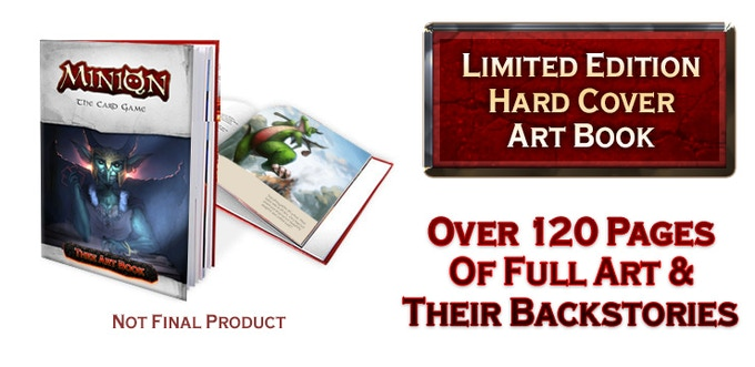 New Add-on! Limited Edition Art Book!