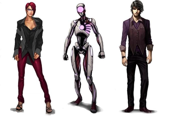 Loading Human By Untold Games Kickstarter