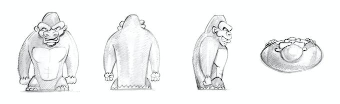 The Gorilla Concept