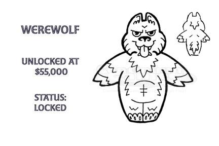 Stretch Goal: Werewolf