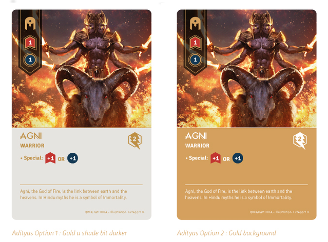 Maha Yodha: Hindu Myths meet Strategic Card Gaming by Leprechaun