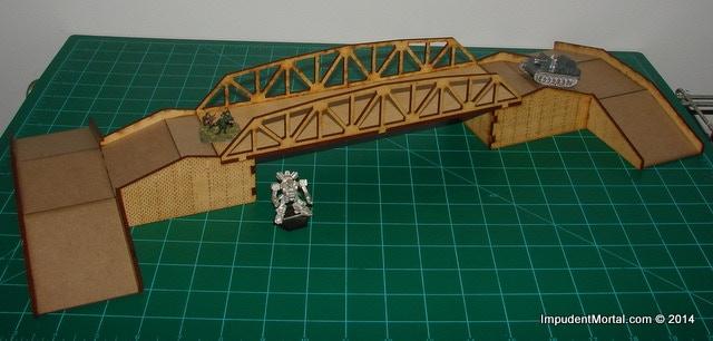 15mm Truss Bridge