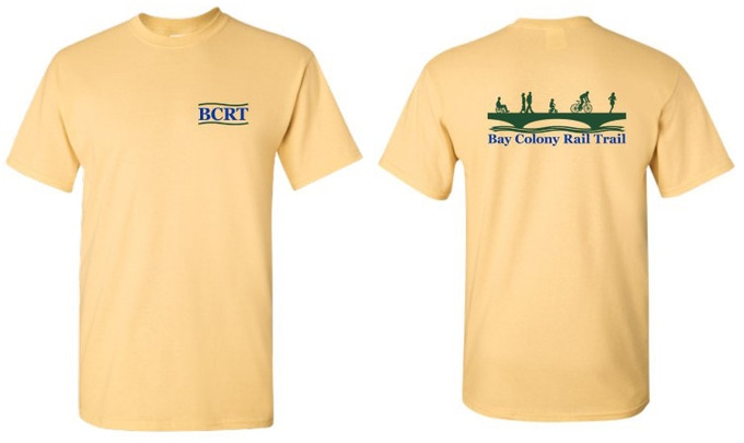 Rail Trail T-Shirt Design
