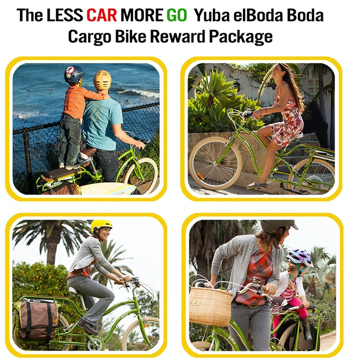 5 Homes That Prove That Less Is More: LESS CAR MORE GO: The Cargo Bike Documentary By Liz