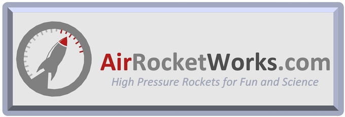 The AirRocketWorks Sticker