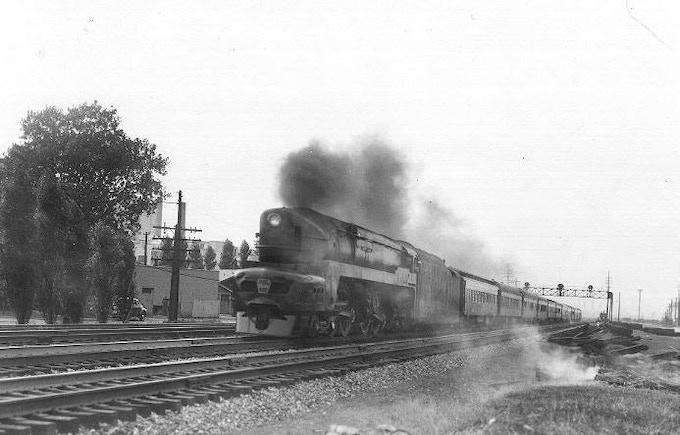 The T1 steam locomotive keystone by David R  Haslam