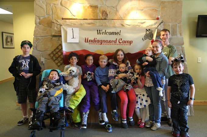 1st Annual Undiagnosed Camp in Park City, UT was a hit!