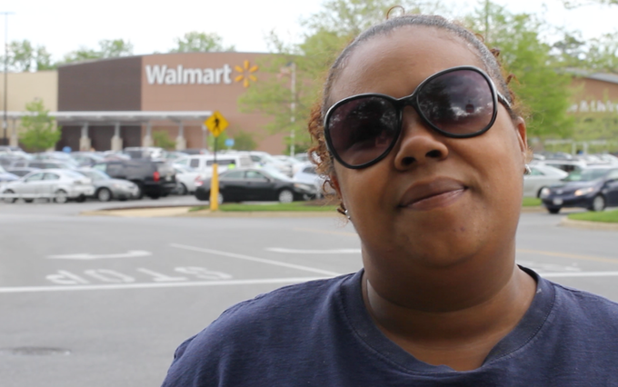 Tiffany stood up and took on Walmart's discriminatory pregnancy policy.