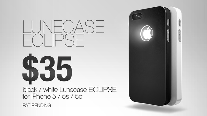 big sale 30be2 da859 Lunecase - Bring the back of your iPhone to life! by Concepter ...