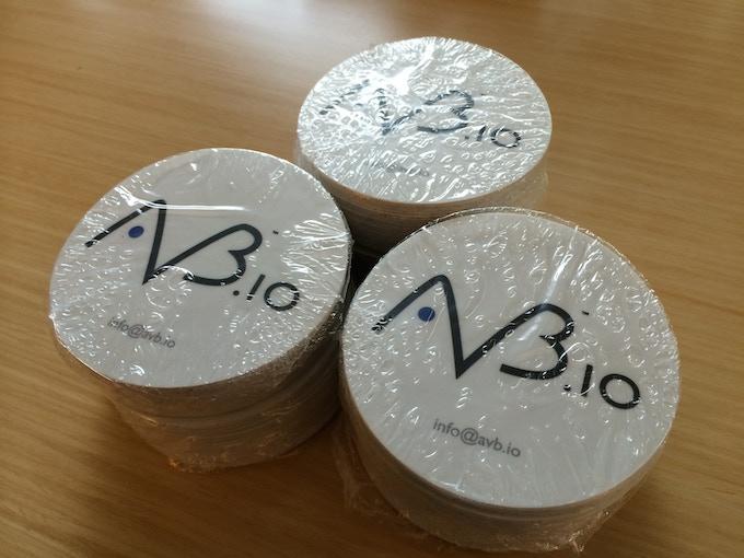 AVB.io Stickers