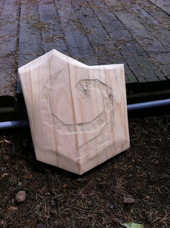 deku shield replica - photo #16