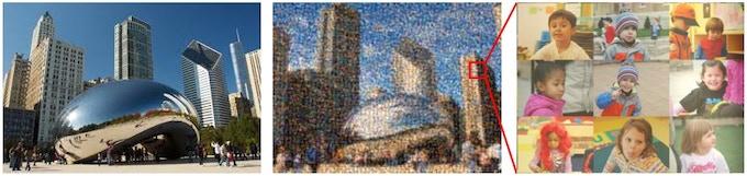 ************* Mosaic Image © 2001-2014 Picture Mosaics LLC ***********