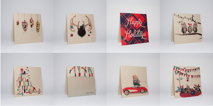 Christmas Cards; Please pick 1 design or this mixed pack as your card set