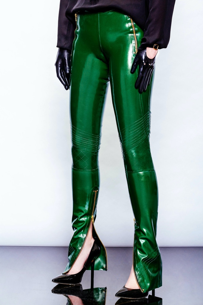 Styled To Rock Latex Pants