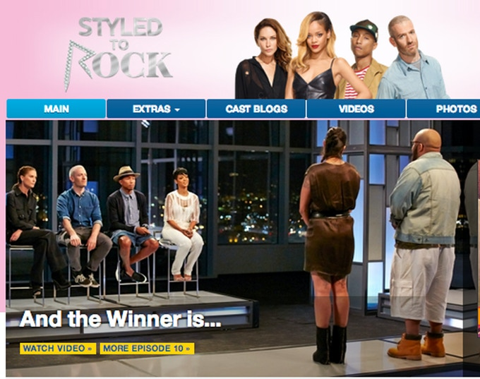 Styled To Rock Finale