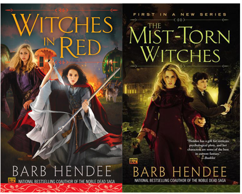 Barb Hendee's Mist-Torn Witches