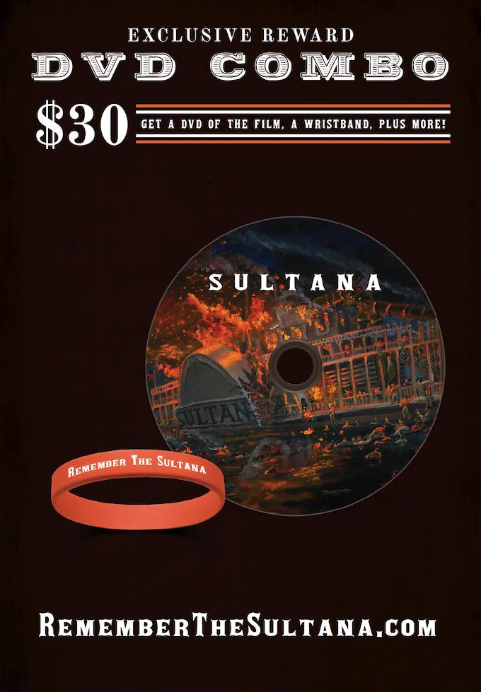Remember The Sultana Documentary by Mark Marshall — Kickstarter