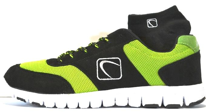 ARCH CG097III Kickstart Green/Black-White