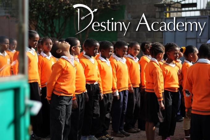 Destiny Academy in Addis Ababa, Ethiopia