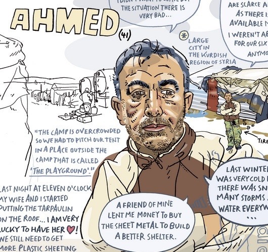 Part of Olivier Kugler's contribution
