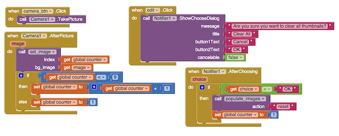 app inventor stopwatch code