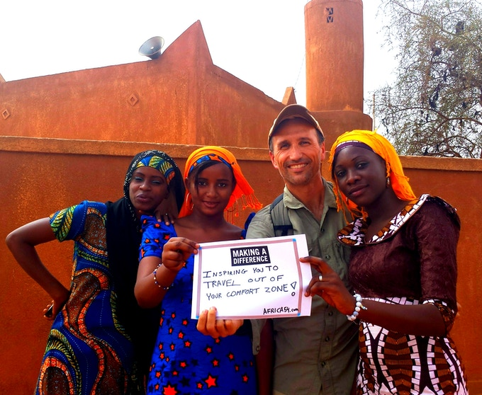Women in Niger have a message for you