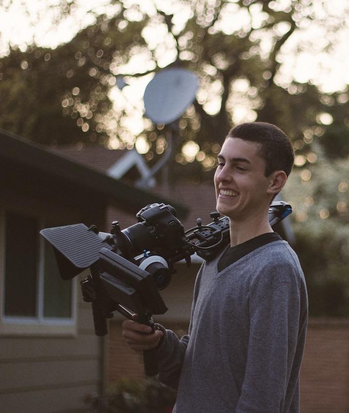 Cole Becker, cinematographer