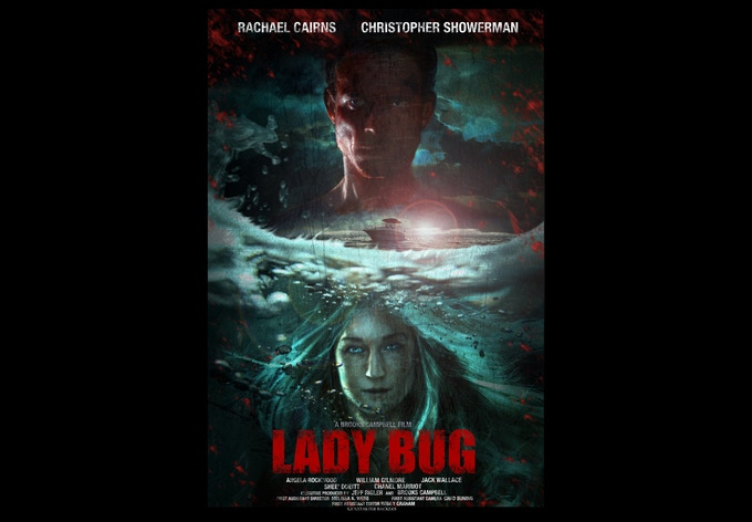"""Lady Bug"" Movie Poster"