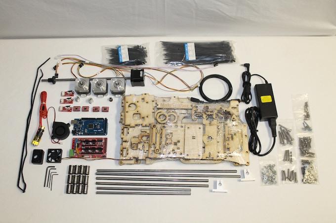 Mk1 Basic Kit