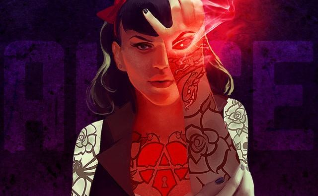 Alice is gonna be the main villain for Season 01