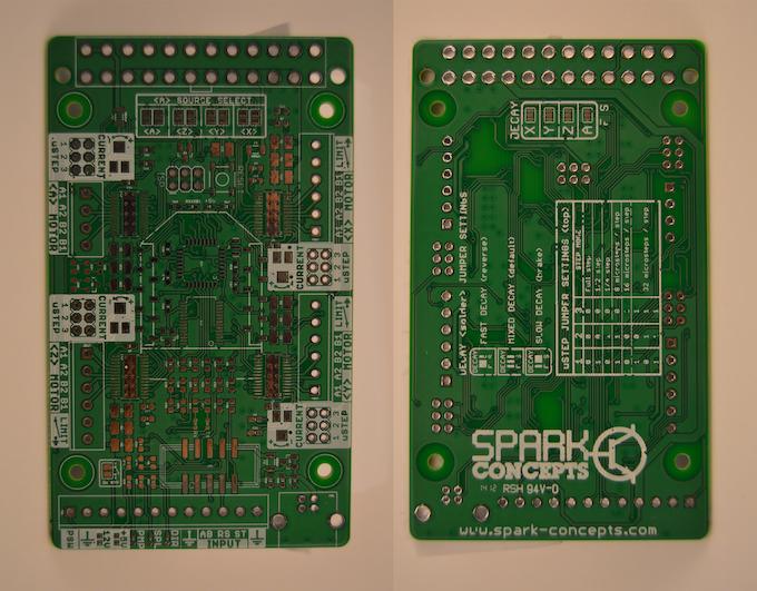 CNC xPRO Driver by Spark Concepts LLC — Kickstarter