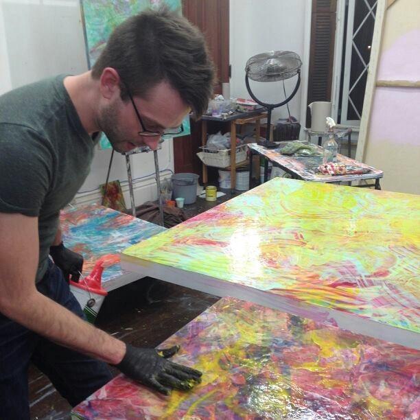 Artist Lennon Michalski