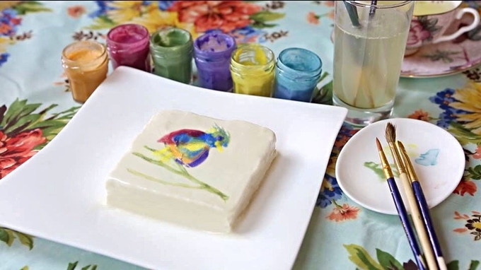 Ice Cream Canvas!