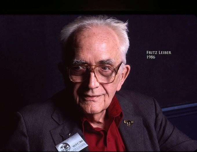 Fritz Lieber