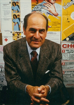 His famous Maneuver and previous innovations are proven lifesavers, but Dr. Heimlich's recent work has been criticized by the medical community