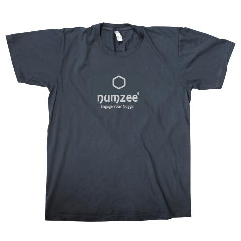 Numzee Engage Your Noggin T-Shirt