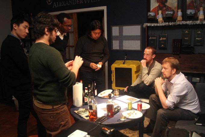 Brooklyn Team Meeting