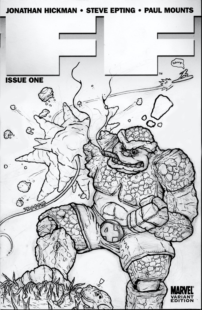 One of the Sketch Covers available.
